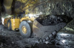 Caterpillar unveils first battery electric LHD underground loader