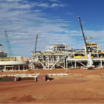 Gruyere JV construction nears finish line for first gold pour