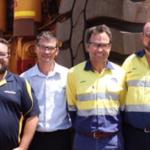 The top five mining stories last week