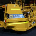 Caterpillar electrifies the underground with next-gen loader