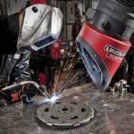 Lincoln Electric fume solutions improve safety and productivity for welders
