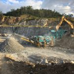Jaw crusher becomes fifth Powerscreen machine delivered to Gromac