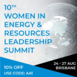 Women in Energy & Resources Leadership Summit comes to Brisbane for 10th year