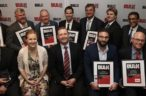 Winners of the Australian Bulk Handling Awards