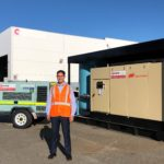 CAPS Rental offers rent to own option for mine spec air compressors