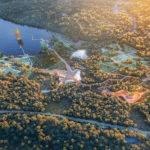 Alcoa transforms Victorian coal site into Eden on earth