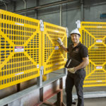 DYNA Engineering conveyor guards safer than steel