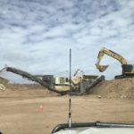 Adani ramps up Carmichael construction during wet season