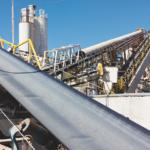 Double layer conveyor belts