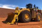 National Plant sends Cat 994K to work at Rio Tinto's Marandoo mine