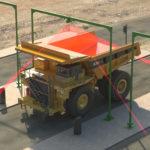Optimised materials handling measurement