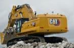 Caterpillar unveils Cat 395 excavator