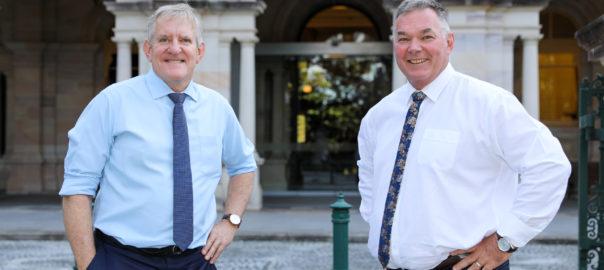 Queensland Resources Council CEO