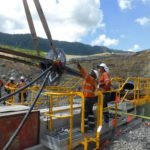 Crusader Hose dewaters Lihir gold mine in PNG