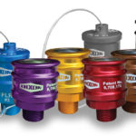 Re-fuel and recharge with Dixon's high flow nozzles