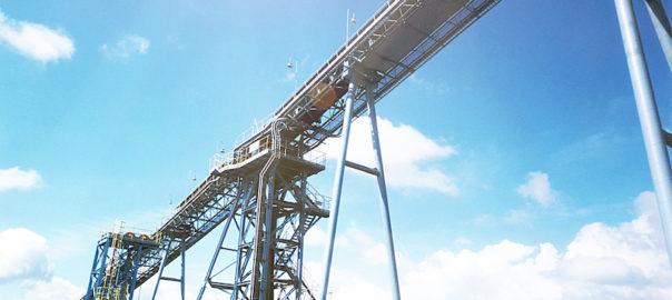 Metso Outotec conveyor