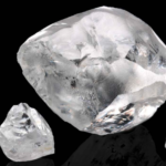 Lucapa banks record carat price at Mothae