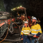 Bellevue plots construction of WA gold mine