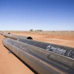 Moving water across great Australian distances