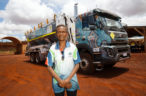 Dyno Nobel paints mobile units with Indigenous art