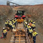 John Holland positions final piece of Fortescue railway