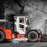 Sandvik unveils second battery-driven underground drill