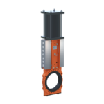 Isogate WR knife gate valve reduces cycling discharge, improves wear life