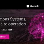 Webinar: Autonomous systems, from idea to operation