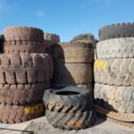 A second chance for tonnes and tonnes of tyres