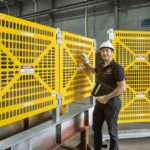 DYNA delivers rock-solid conveyor guarding