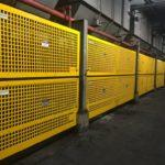 Diacon delivers versatile conveyor guards