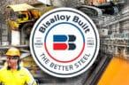 Bisalloy introduces Bisalloy Built