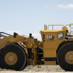 Cat sets the stage for battery electric underground loader