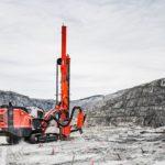 Sandvik upgrades its Leopard DI650i drill rig