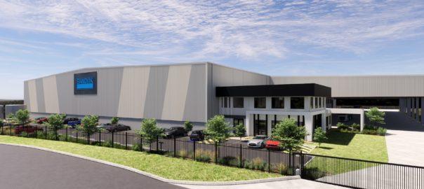 Sandvik's Perth Warehouse