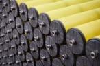 PROK HDPE takes conveyor roller durability to a new level
