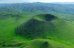 Dormant volcanoes could hold key to green mining