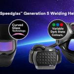 New 3M Speedglas Generation 5 welding helmet launch