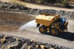Cat 777G hits sweet spot in water truck solutions
