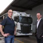 ScaniaupgradesWestern Australia warehouseas customer base grows