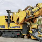 Hillgrove to trial Komatsu cutting machine at Kanmantoo