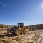 Earthmoving gear meets the cut – block by block
