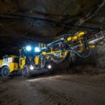 Epiroc rig reveal adds muscle above and below ground