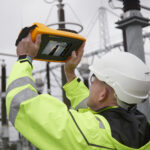 Partial discharge testing made easy with the Fluke ii910