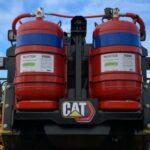 Advanced tech lights up fire suppression capability