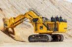 Komatsu to teleoperate excavator at MINExpo