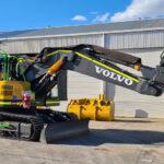 CJD Equipment grinds away for custom excavation creation